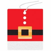 8 Mini Big Babbo Natale Mini Big Claus Card