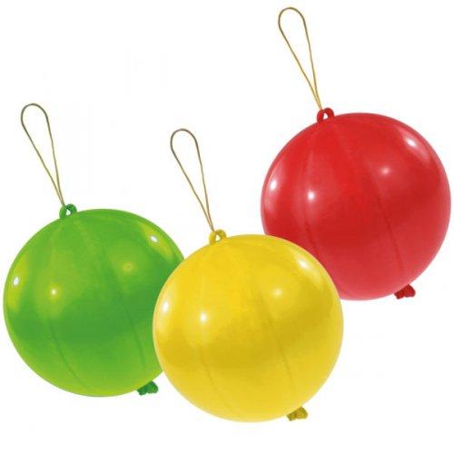 3 Palloncini Punchball Multicolore