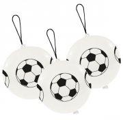 3 Palloncini Punchball Calcio