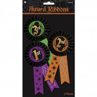 3 Medaglioni Trofeo Halloween