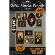 2 poster ritratto gotico