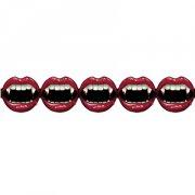 Ghirlanda bocca di vampiro