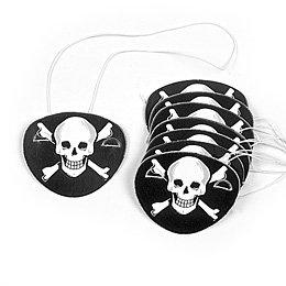 12 bende Pirates-Party!