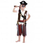 Set Costume Pirata 3-5 anni