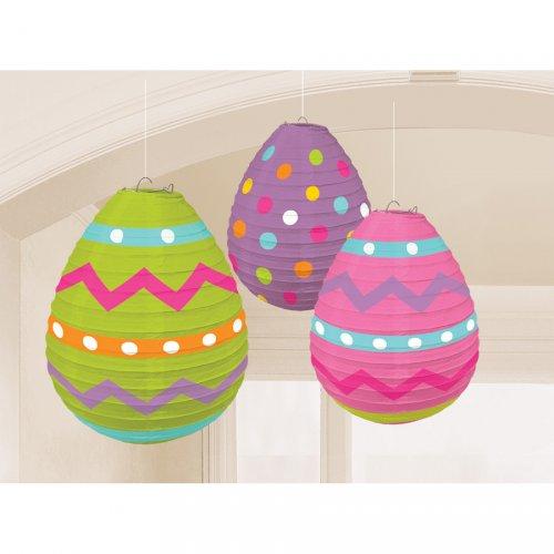 Lanterne uova di Pasqua