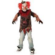 Travestimento da Clown Psycho 14-16 anni