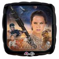 Palloncino piatto Star Wars VII