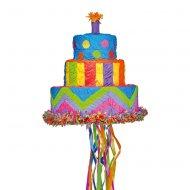 Pull Pinata Torta di compleanno