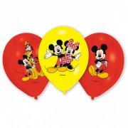 6 Palloncini Mickey Mouse e i suoi amici