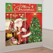 Poster da parete di Natale Maxi (175 cm)