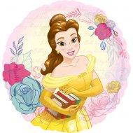 Palloncino piatto Principessa Disney Bella
