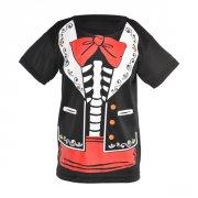 Maglietta Dia de Muertos (Calavera) - 8/10 anni