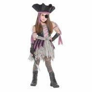 Costume Miss Pirata Zombie