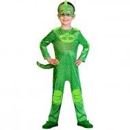 Costume Geco PJ Masks - Super pigiamini Verde