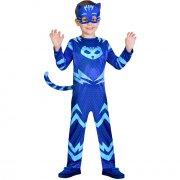 Travestimento Yoyo Pj Masks Blu taglia 7-8 anni