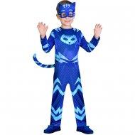 Costume Gatto Boy PJ Masks - Super pigiamini Blu