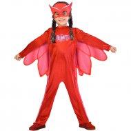 Costume Gufetta PJ Masks - Super pigiamini Rosso