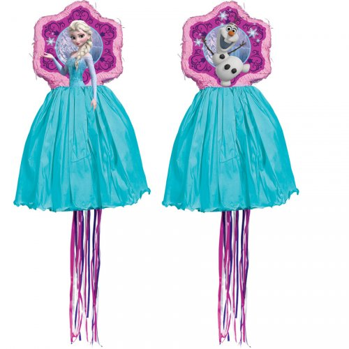 1 Pull Pinata Regina delle Nevi Elsa/Olaf