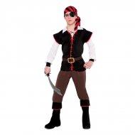 Costume Pirata Ribelle Adolescente