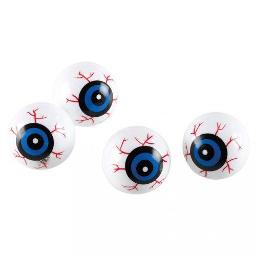 6 Palle di sangue agli occhi (3 cm)