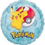 Palloncino piatto Pokemon Sky