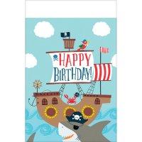 Contiene : 1 x Tovaglia Compleanno dei pirati