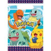 Contiene : 1 x 8 Sacchetti regalo Pokémon friends