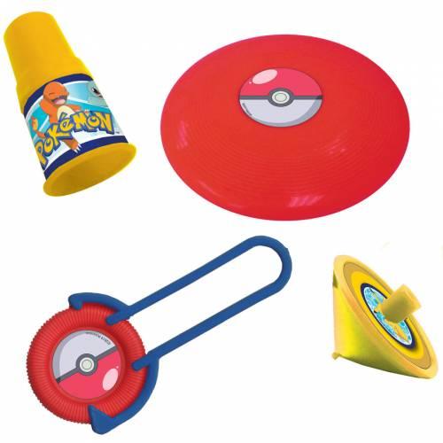 24 giocattoli Pokémon
