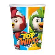 8 Bicchieri Top Wing