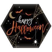 8 Piatti - Happy Halloween