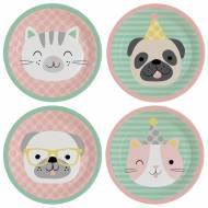 8 Piatti Hello Pets