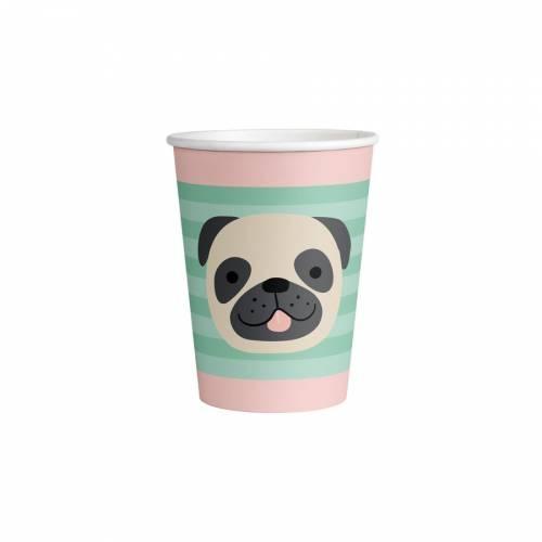 8 Bicchieri Hello Pets
