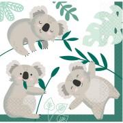 16 tovaglioli Koala