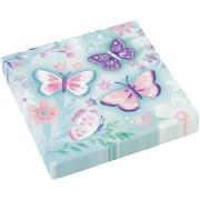 16 Tovaglioli Farfalla vintage