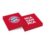 20 Tovaglioli FC Bayern Monaco