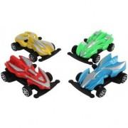 1 carrozza buggy con attrito inverso