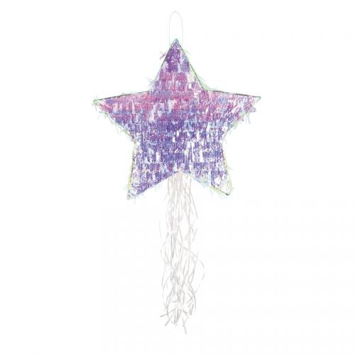 Pull Pinata Stella Iridata (44 cm)