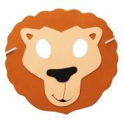 Maschera leone - Schiuma
