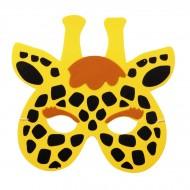 Maschera giraffa - Schiuma