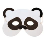 Maschera panda - Schiuma