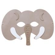 Maschera elefante - Schiuma