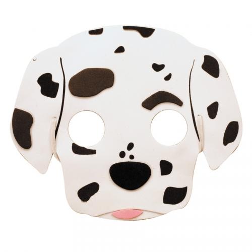 Maschera dalmata - Schiuma