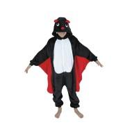 Travestimento Kigurumi Pipistrello taglia 7-9 anni