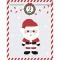 25 Sacchetti di Carta e stickers - Calendario dell'Avvento images:#0