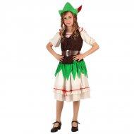 Costume Robin Hood Ragazza