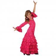 Costume Ballerina Flamenco Rosa