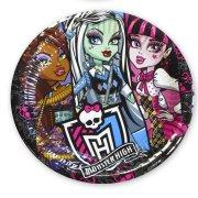 5 Piatti Monster High 2