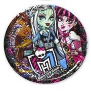 5 Piattini Monster High 2