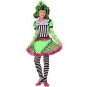 Travestimento Halloween Doll Franky taglia 5-6 anni
