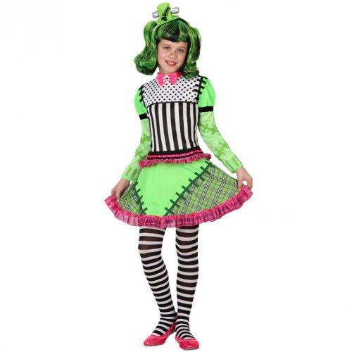 Costume Bambola Halloween Franky